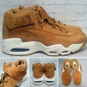 nike Chaussures New Air Griffey Max 1 Wheat Flax Suede Poshmark